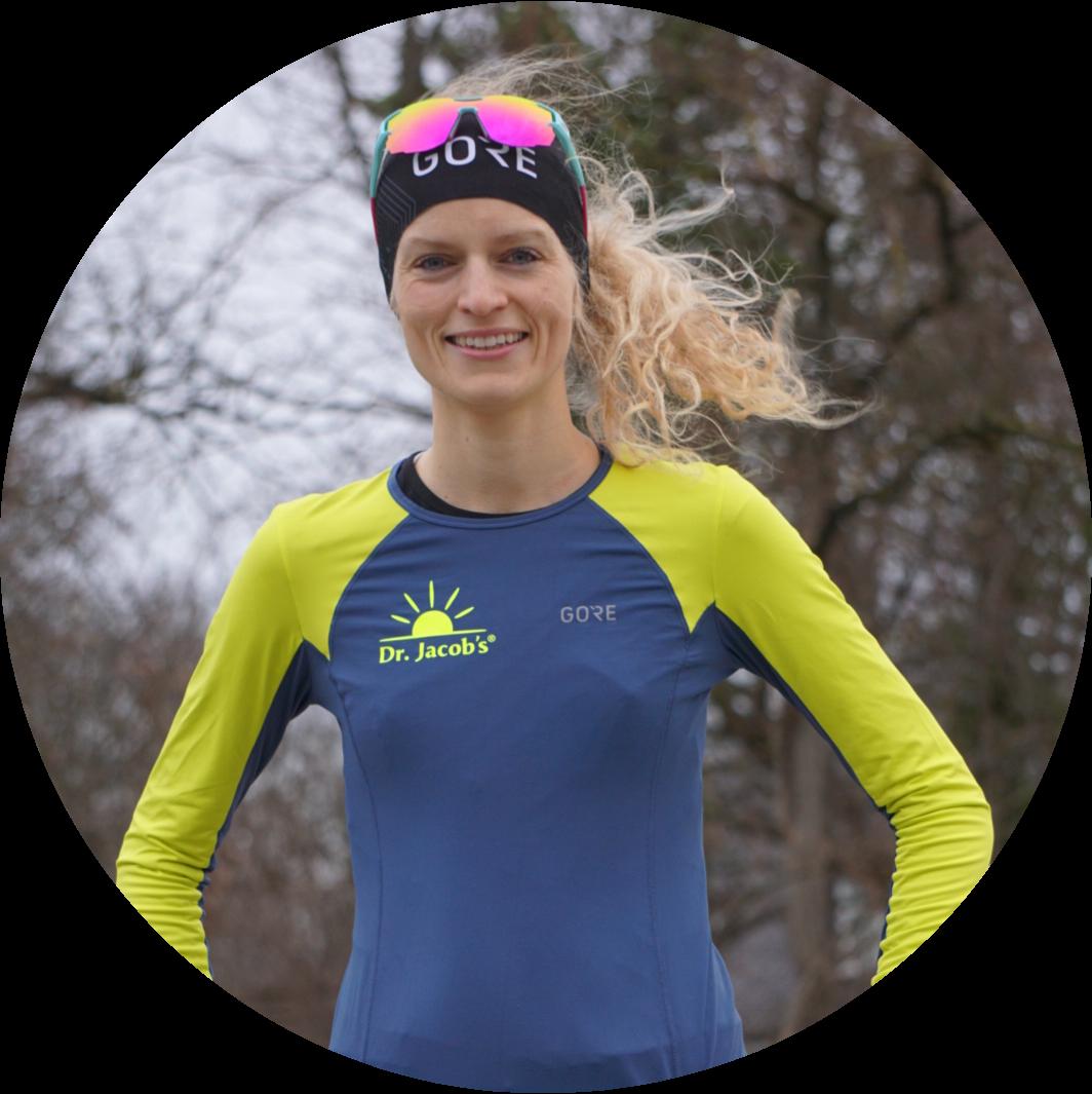 Thea Heim – Läuferin Mittel- und Langstrecke